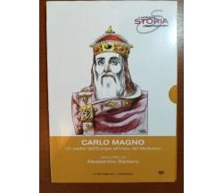 Carlo Magno -Michele Calvano - 2016 - L'espresso - M