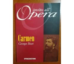 Carmen - Georges Bizet - Deagostini -2006 - M