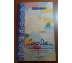 Caro Doc- Fabrizio Seidita - Acanthus - 1991 - M