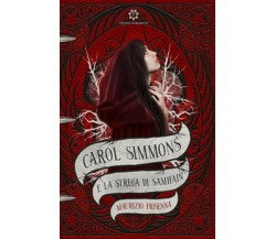 Carol Simmons e la strega di Samhain di Maurizio Frisenna,  2019,  Genesis Pub.
