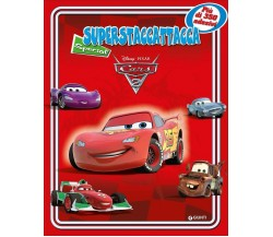 Cars 2. Superstaccattacca special. Con adesivi - Aa.vv.,  2011,  Walt Disney