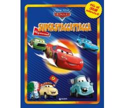 Cars. Motori ruggenti. Con adesivi - Aa.vv.,  2009,  Walt Disney Editore
