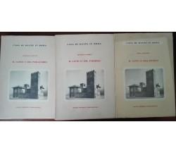Casa di Dante in Roma lotto 3 canti - Dante Alighieri - Società editrice - A