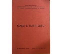 Casa e territorio di Aa.vv., 1975, Regione Emilia Romagna