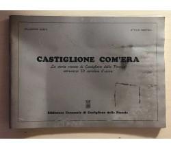 Castiglione com'era di AA.VV., Biblioteca comunale di Castiglione della Pescaia