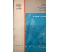 Catalogo 2006 Università Scientifiche (Elsevier) Ca