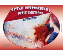 Catalogo della 5° biennale del Festival Internazionale delle Emozioni, Youcanpr.
