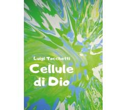 Cellule di Dio di Luigi Tocchetti,  2020,  Youcanprint