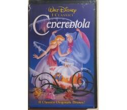 Cenerentola VHS di Aa.vv.,  1950,  Walt Disney