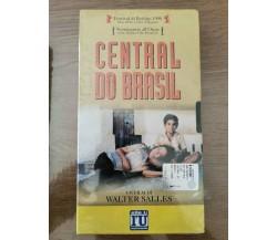 Central do brasil  - W. Salles - Mikado film - 1998 - VHS - AR