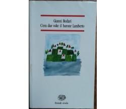 C'era due volte il barone Lamberto - Rodari - Einaudi Scuola,1998 - R