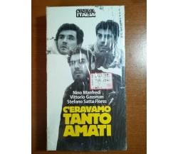 C'eravamo tanto amati (VHS) - AA.VV. - l'unità - 1974 - M