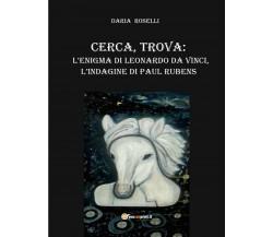 Cerca, trova: l'enigma Di Leonardo Da Vinci, l'indagine Di Paul Rubens -Rosselli