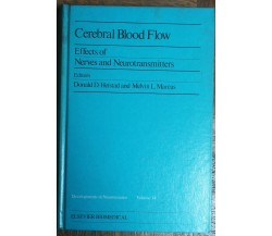 Cerebral blood flow - Heistad, Marcus - Elsevier/North-Holland,1982 - R