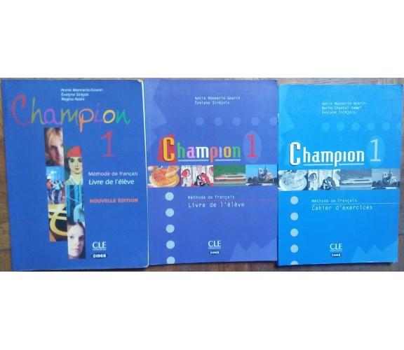 Champion - AA.VV. - CIDEB - R