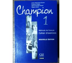 Champion Vol. 1 - AA.VV. - Cle international-CIDEB,2003 - R