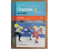 Channel your english Italian edition - H.Q.M.J.Scott - Zanichelli - 2009 - AR
