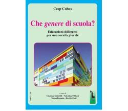 Che genere di scuola? Educazioni differenti per una società plurale di G. Gabrie