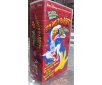 Chi ha incastrato Roger Rabbit - cofanetto di 2 vhs - 1996- WaltDisney -F