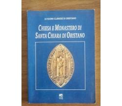 Chiesa e monastero di Santa Chiara di Oristano - Salvure - 1996 - AR