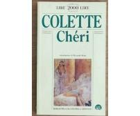 Chéri - Colette - Newton - 1995 - AR