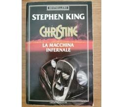 Christine. La macchina infernale - S. King - Mondadori - 1988 - AR
