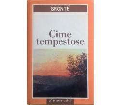 Cime tempestose - Emily Brontë (1999,  inserto Famiglia Cristiana) Ca