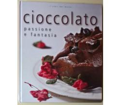 Cioccolato Passione e fantasia - Mario Busso, Carlo Vischi - 2004, Gribaudo - L