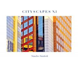 Cityscapes N.1 di Sandro Santioli,  2021,  Youcanprint