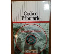 Codice Tributario - AA.VV.- Il sole 24 ore - 1996 - M