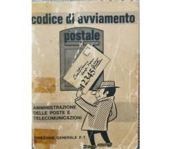 Codice di avviamento postale (1967)  - ER