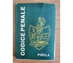 Codice penale - S. Borghese - Pirola - 1963 - AR