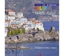 Colors of / Black and white Amalfi Coast di Gabriele Siragusa,  2018,  Youcanpr