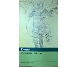 Commedia Inferno - Dante Alighieri (Garzanti 2000) Ca