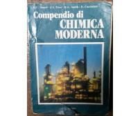 Compendio di chimica moderna-Smoot,Price,Smith,Cacciatore-Le Monnier,1987-R