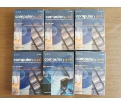 Computer & Web 6 volumi - Corriere della Sera - 2007 - AR
