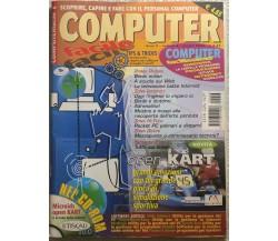 Computer facile n. 6 di Aa.vv.,  2002,  Techno Publishing
