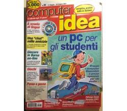 Computer idea n. 35 di Aa.vv.,  2001,  Vnu Business Publications