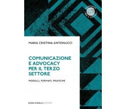 Comunicazione e Advocacy per il Terzo settore di Maria Cristina Antonucci,  202