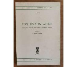 Con Lisia in Atene - Lisia - Il Tripode - AR