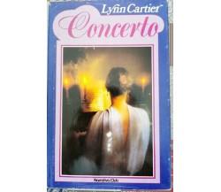 Concerto  di Lynn Cartier,  1984 - ER