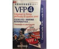 Concorsi per VFP 4. Volontari in ferma prefissata di quattro anni. Esercito, mar
