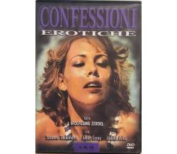 Confessione erotiche DVD di Wolfgang Zerdel, 1980, Gruppo Editoriale Liberty