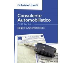 Consulente Automobilistico QUIZ Pubblico Registro Automobilistico - ER