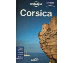 Corsica - Jean-bernard - Olivier - 2013 - EDT - Lonely Planet - lo -