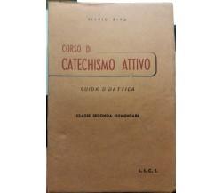 Corso di catechismo attivo - Silvio Riva - LICE - 1945