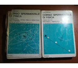 Corso sperimentale di fisica - 2 e 3  - M. Michetti - Canova - 1980 - M