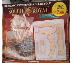 Costruisci il Soleil Royal - 3° uscita - DeAgostini