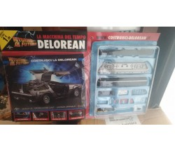 Costruisci la macchina del tempo Delorean 1° Uscita