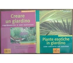 Creare un giardino;Piante esotiche in giardino-Willmann;Ratsch -L'airone,2006-A